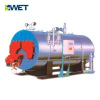 Buy cheap high efficiency 6t/h Gas Oil Boiler 379.32kg/h Diesel Consumption for Chemical industry from wholesalers