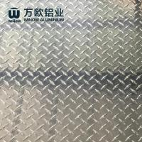 Best Pre Coating Aluminium Diamond Plate 1050 1060 With Excellent Corrosion Resistance wholesale
