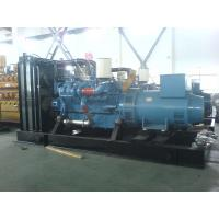 Best Famous brand Benz mtu  1200KW diesel generator set  open type three phase  for sale wholesale