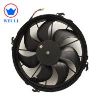 Buy cheap DC 24V 7 Blades Bus Air Condition Condenser Suction Fan For Yutong from wholesalers