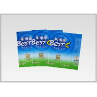 China Heat Sensitive Drink Bottle Labels Packaging Wrap Film For Household Products on sale