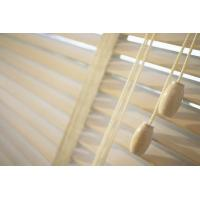 Best high quality wooded blind slat 25mm 50mm wholesale