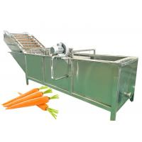 Cheap High Extracting Rate Carrot Processing Plant Energy Saving Compact Structure for sale
