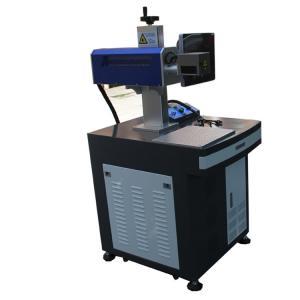 Best Batch Number Co2 Laser Metal Marking  Machine For Packing Box , Metal Marking Machine wholesale
