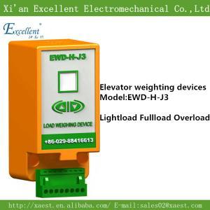 China EWD-H-J3 elevator load cell,China elevator sensors, elevator load weighing device on sale