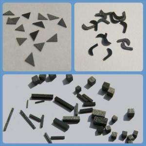 Chemical vapor deposition (CVD) diamond logs