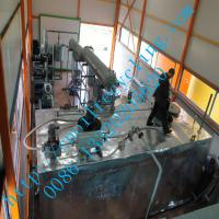 China 2014 Hot To Iran ZSA-3 Waste Oil Recycling Equipment Through Vacuum Distillation on sale