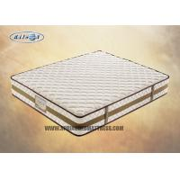 Best Anti - Dust Mite Knitted Fabric Firm Tight Top Mattress With Pocket Spring wholesale