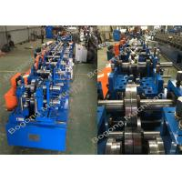 Best Automatic Type Change Metal Z Purlin Making Machine High Performance wholesale