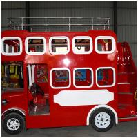 Buy cheap electrical kids double deck bus tourist bus for sale for london bus from wholesalers