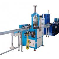 China Auto Turntable Seaming Oil Filter Making Machine With High Speed on sale