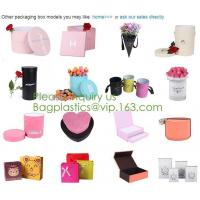 Best Chocolate Food Gift Box Packaging Wedding Invitation Paper Box Foldable wholesale