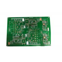 Best Complex Multilayer HDI PCB Circuit Boards 1.6mm Thickness Turnkey PCB Board 6mil Hole wholesale