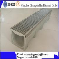 Best Stainless and Galvanised Grating efficient drainage channel wholesale
