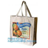 China cotton bag,Cotton Material and Handled Style cotton bag,cotton handle tote shopping bag with logo printing bagease pack on sale