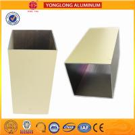 Best Colourful Powder Coated Aluminium Extrusions Lenth Or Shape Customized wholesale