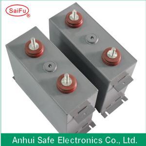 Best Hot sale 3000UF 1250VDC High Voltage filter  power  Super  capacitor wholesale