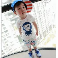 China High quality cotton baby clothes set on sale