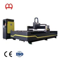 China Single Table CNC Metal Laser Cutter Smooth Reliable Movement Long Service Life on sale