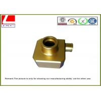 Buy cheap Professional technology free inspection stainless steel machining parts OEM cnc Machining product