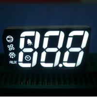 Buy cheap Ultra White 7 Segment Led Display Triple Digit For Home Appliances from wholesalers