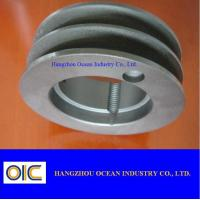 V belt / v groove belt pulley , taper lock v belt pulley Transmission Spare Parts
