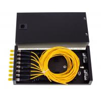 Buy cheap SC FC ST LC 8 Port Enterprise Security Network ODF Terminal Box 8 Adapters And from wholesalers