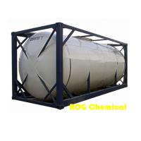 Refrigerant 134a in ISO Tank