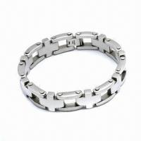 Best 316L Stainless Steel Bracelet, Customized Designs Welcomed wholesale