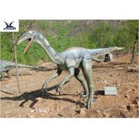Cheap High Simulation Realistic Dinosaur Statues For Dinosaur Theme Park / Customizable for sale