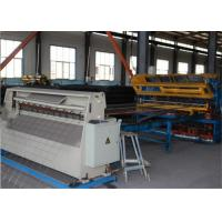 Best Agriculture  Mesh Automatic Chain Link Fence Machine , 380V 50HZ Wire Netting Machine wholesale