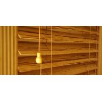 Best High quality Venetian Horizontal Basswood blinds wholesale