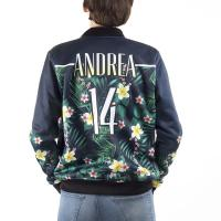 Best OEM wholesale customize women bomber jacket all print sublimation print wholesale