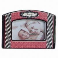Best Ceramic Photo Frame, Made of Glass/Paper, W/6 x 4-inch Photo, Customized Designs Accepted wholesale