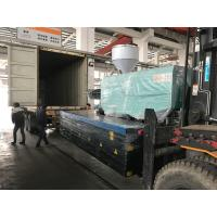 China Horizontal Plastic Injection Moulding Machine , PVC Pipe Fittings Manufacturing Machine 400T on sale