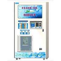Best Outdoor Healthy Water And Ice Vending Machines Touch Screen Energy Efficient wholesale