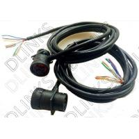 Buy cheap J1939-2 Plug and Recpt Integrated Conn to Open Cable product