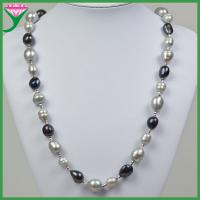 Best cheap price fashion jewelry long pearl necklace costume jewelry wholesale
