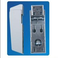 Best Full Range Flat ABS Or Steel Freezer Door Hinges 250 / 350L 3.5 To 4.2mm Dia wholesale