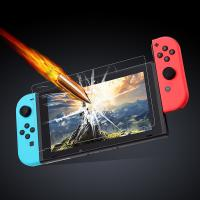 Buy cheap Transparent Protective Film Nintendo Switch Parts for Tempered Glass Protector product