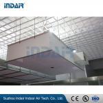 Best Easy Installation HEPA Filter Laminar Flow Hood With High Pressure Fan wholesale