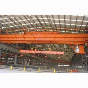 Best 10+10 to 13.5+13.5T Revolving Electromagnetism Hanger Bridge Crane in Steel Mill Shipyard Port wholesale