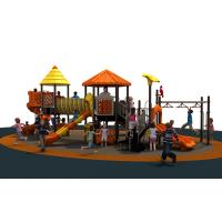 China Outside Toddler Play Equipment , Outdoor Play Centre For Toddler on sale