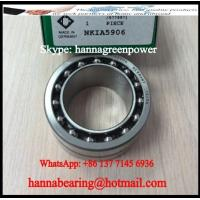 Best NKIA5912 Single Direction Needle Roller / Angular Contact Ball Bearing 60x85x34mm wholesale