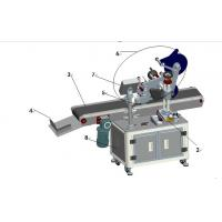 China round bottle series, plane series, lateral series,adhesive label sticker printing machine on sale