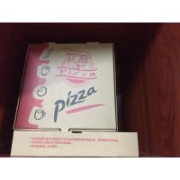 Best food box,eco friendly Lunch Pizza box,packaging paper box,Custom logo printed brown cheap kraft pizza box,printing paper wholesale