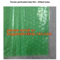 Best Perforated Black Agricultural Mulch Film for Weed Control Membrane,Pre-stretch Perforated UV Resistant Agriculture Film wholesale