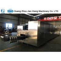China Commercial Ice Cream Cone Machine Tunnel Type With 3800-4200pcs/H Capacity on sale
