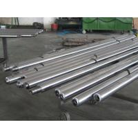 Buy cheap 40Cr Chrome Piston Rod , Chrome Plated Induction Hardened Rod product