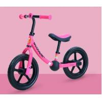 China Steel Baby Balance Bike With Pedals , Skid Proof Pedal Metal Balance Bike on sale